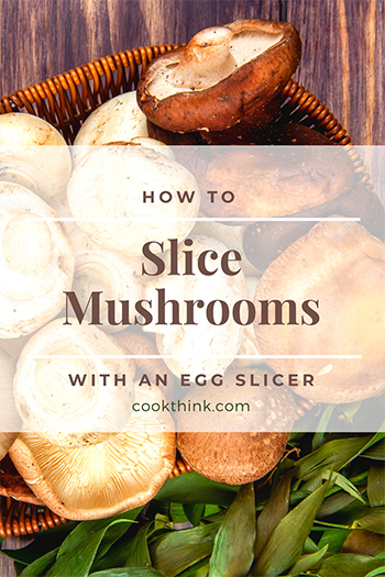 How To Slice Mushrooms With An Egg Slicer_6