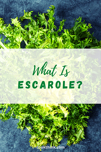 What Is Escarole?_5