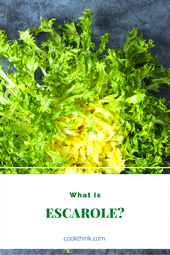 What Is Escarole?_6