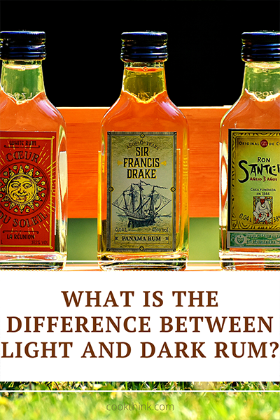 What Is The Difference Between Light And Dark Rum?_1
