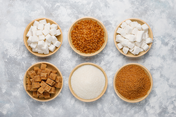 A Complete Guide To 14 Kinds Of Sugar And How To Use Them