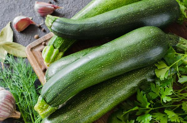 zucchini vs cucumber
