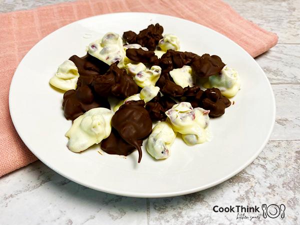Chocolate Covered Craisens