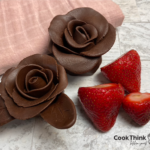 Chocolate Covered Strawberries Rose_picture of roses and strawberries
