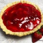 Copycat Bob Evans Strawberry Pie Image