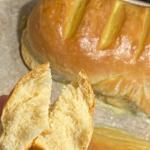 French Bread broken piece