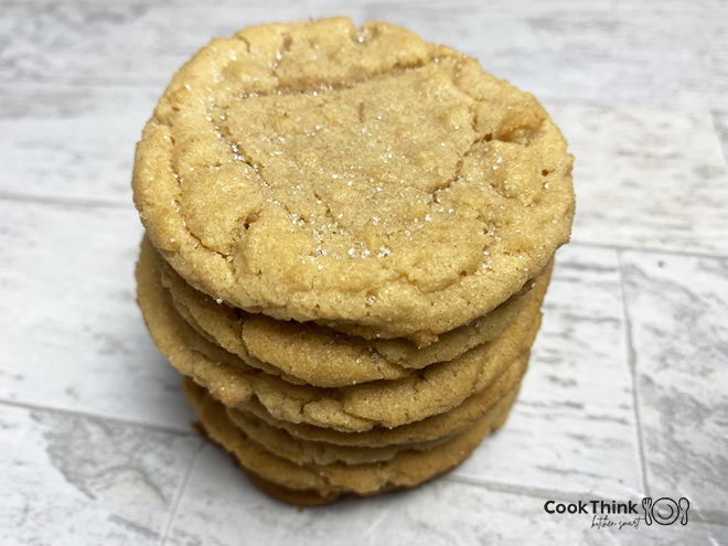 Peanut Butter Cookies_tower
