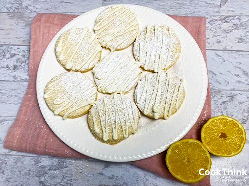copycat lemon drop cookie_rolled out cookies