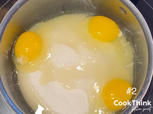 Copycat Marie Callender's Chocolate Satin Pie_Eggs
