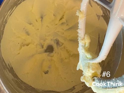 Copycat Marie Callender's Chocolate Satin Pie_creaming butter
