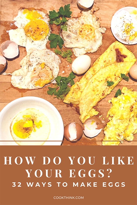 How Do You Like Your Eggs? Pinterest Image