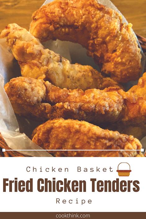 Chicken Basket Pinterest Image