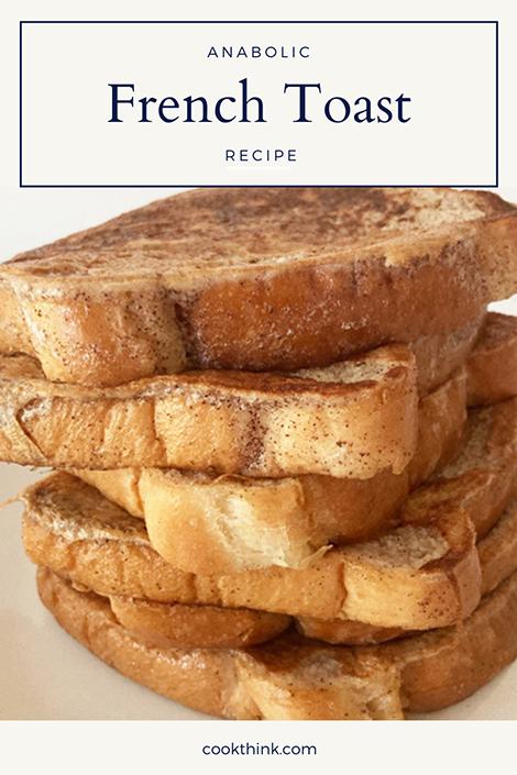 French Toast Pinterest Image