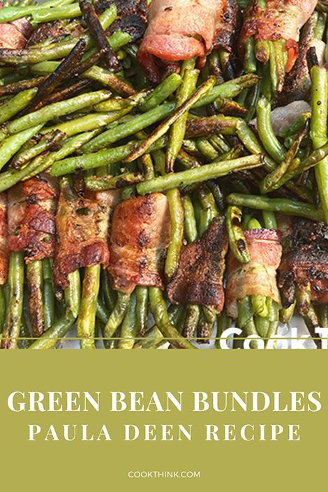 Green Bean Bundles Pinterest Image