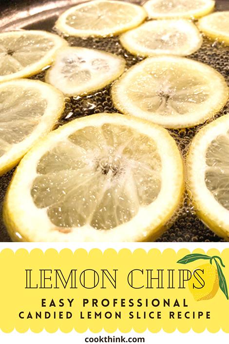 Lemon Chips Pinterest Image