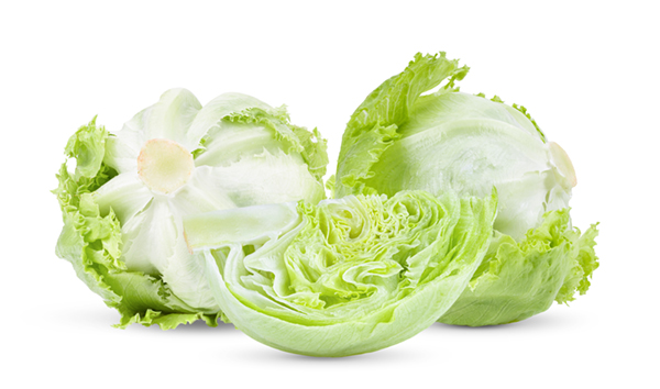 How to Cut a Head of Lettuce for Salad