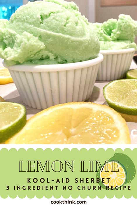 lemon lime koolaid sherbert pinterest image