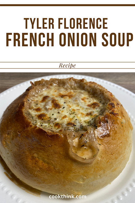 French Onion Soup Pinterest Image