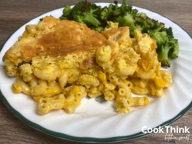 Maranda's Mac and Cheese with Corn