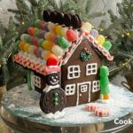 Oreo Gingerbread House