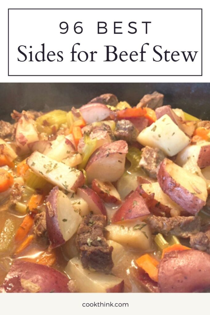 96 best sides for beef stew pinterest pin