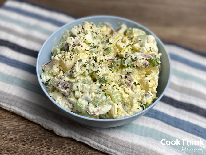 copycat costco potato salad